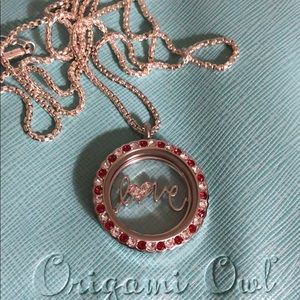 Valentine's locket set